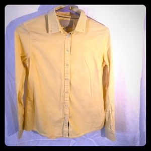 Banana republic collared shirt